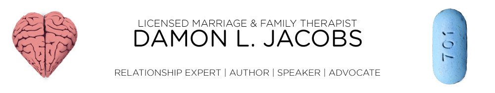 Damon L. Jacobs, Licensed Marriage & Family Therapist